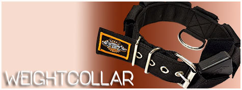 Dog Weight Collars