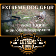 Solo Tugger pitbull toy by extreme dog gear