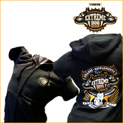 Hooded Jacket Extreme Dog Gear