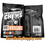 Bully Max Performance Protein Chews - 60 servings