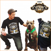 Extreme Dog Gear T shirts