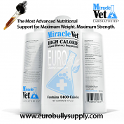 Miracle Vet - Liquid Dog Weight Gainer