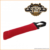 Nylcot Bite Tug red - Extreme Dog Gear