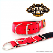 Kennel collar keeper red