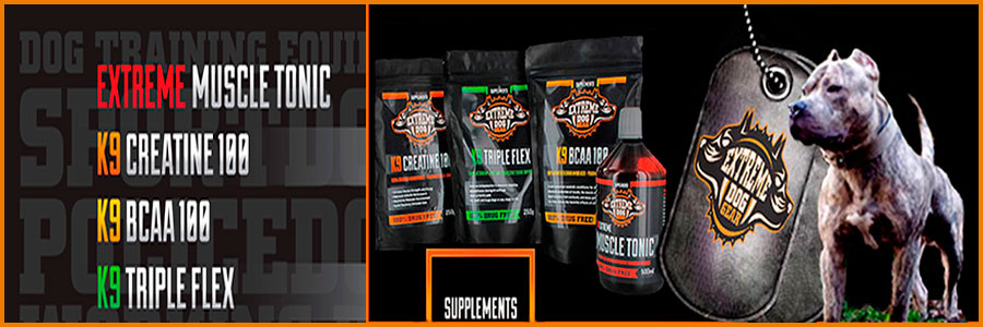 Extreme Dog Supplements